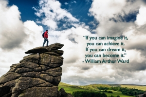 Imagine what success looks like